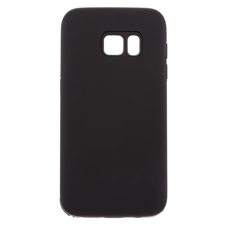 Matte Protective Phone Case - Fits Samsung Galaxy S7,