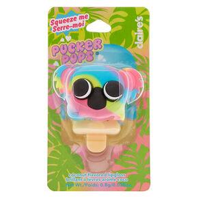 Pucker Pops Rainbow Koala Popper Lip Gloss - Coconut,