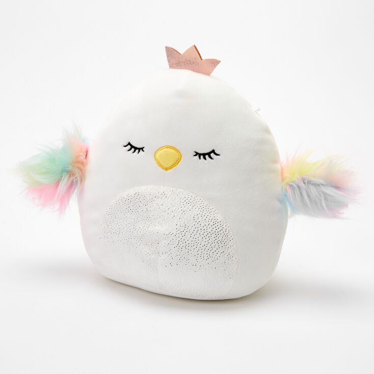 """Squishmallows™ 8"""" Swan Soft Toy,"""