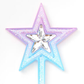 Claire's Club Pastel Wand - Purple,
