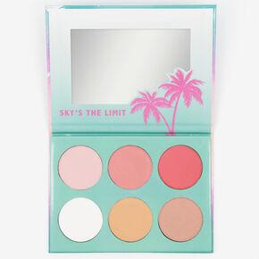 Sky Brown™ 6 Piece Eyeshadow Palette,