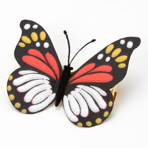 Monarch Butterfly Hair Clip,