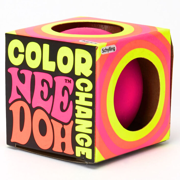 Nee Doh™ Colour Change Ball Fidget Toy - Styles May Vary,