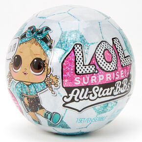 L.O.L. Surprise!™ All-Star B.B.s Soccer Dolls Blind Bags - Styles May Vary,