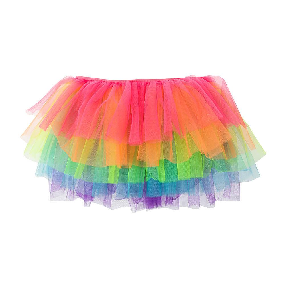 Rainbow Poufy Tutu
