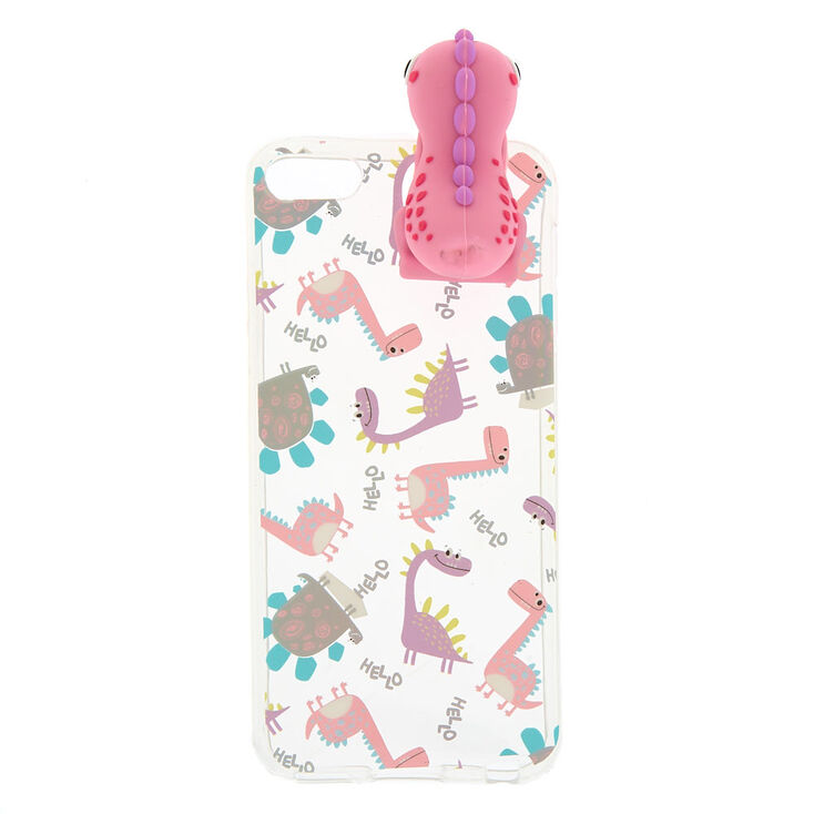 quality design fc314 a6704 Dinosaur iPod® Touch 5/6 Case - Pink