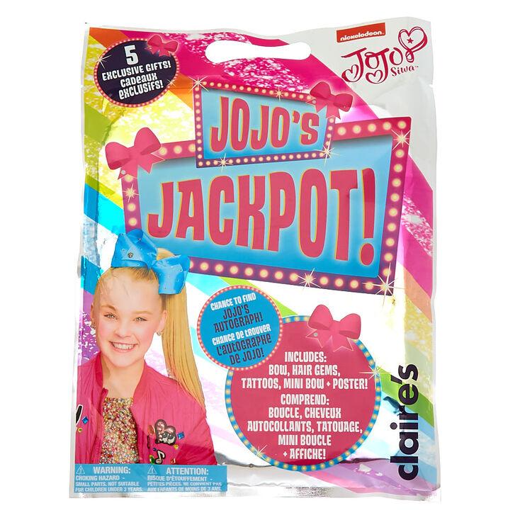 jojo siwa jackpot blind bag claire s us