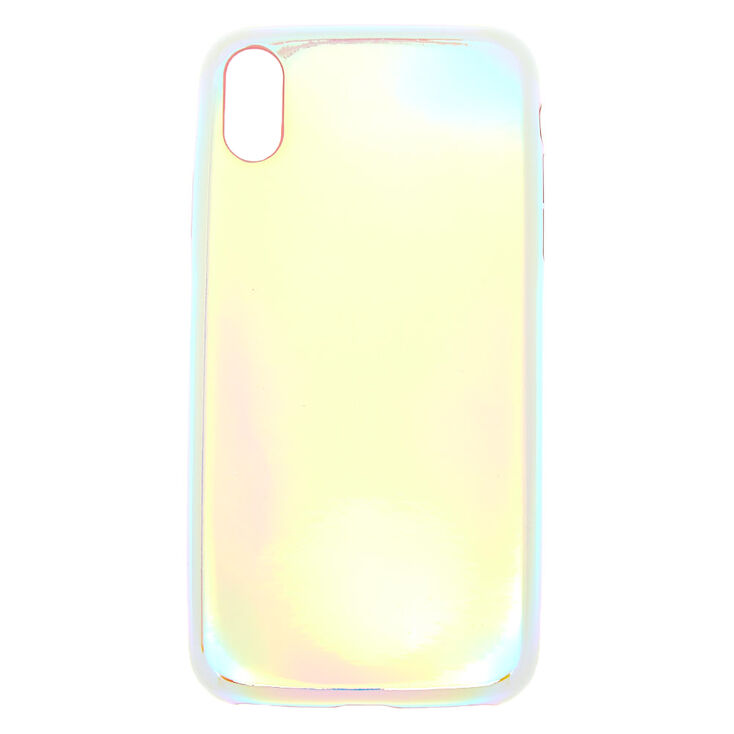 newest ed3cd d6fa8 Holographic Protective Phone Case - Fits iPhone XS Max