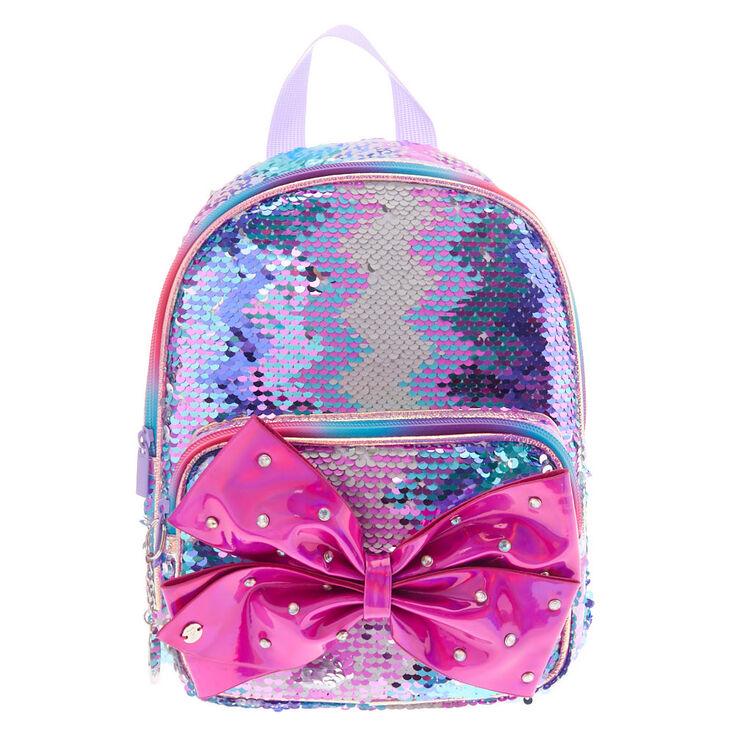 Jojo siwa™ Reversible Sequins Small Backpack – Pink,