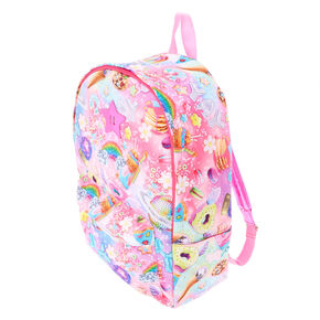 Cosmic Sweets Large Backpack - Pink,