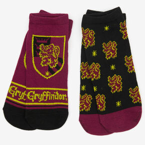 Harry Potter™ Gryffindor Ankle Socks – 2 Pack,