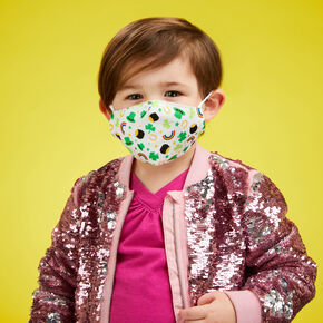 Cotton St. Patrick's Day Face Masks - Adult,