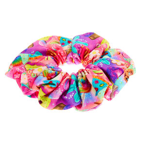 Medium Candy Collection Hair Scrunchie,