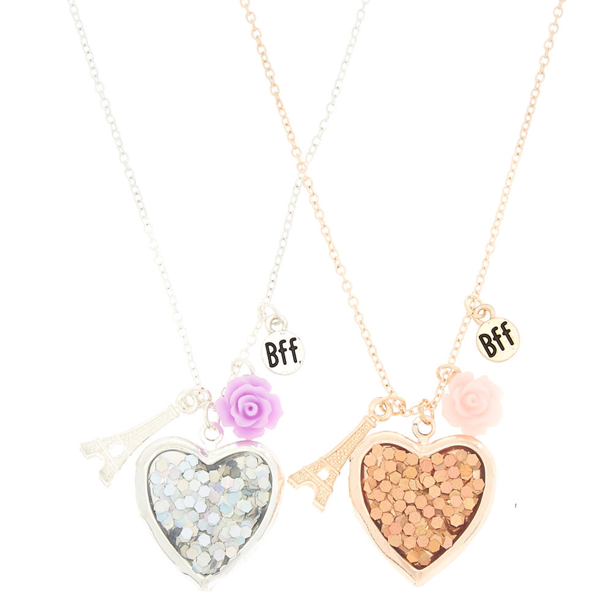 pendant two sincerely products rememberance necklace silver heart