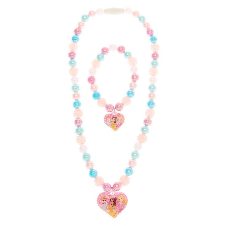 Parure de bijoux ©Disney Princess - Lot de 2,