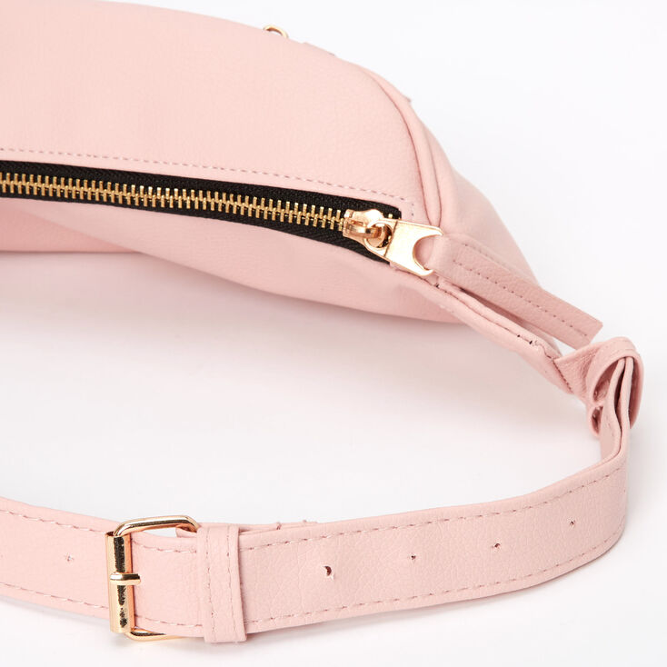 Slim Bum Bag - Blush,