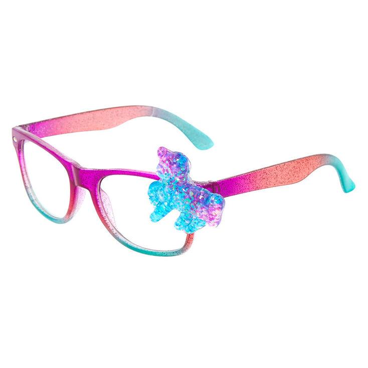 b49778e830 Claire  39 s Club Ombre Unicorn Frames - Pink