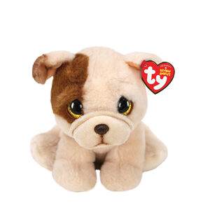 Ty Beanie Baby Small Houghie the Pug Plush Toy,