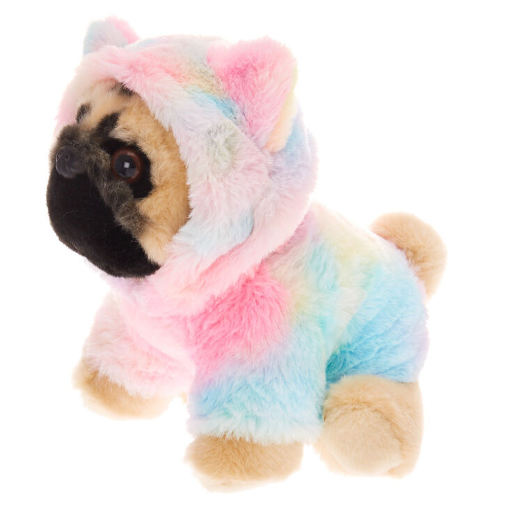 Doug the Pug ™ Soft Toy - Rainbow,