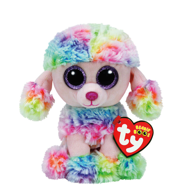 Ty Beanie Boo Small Poofie The Poodle Plush Toy Claire S Us