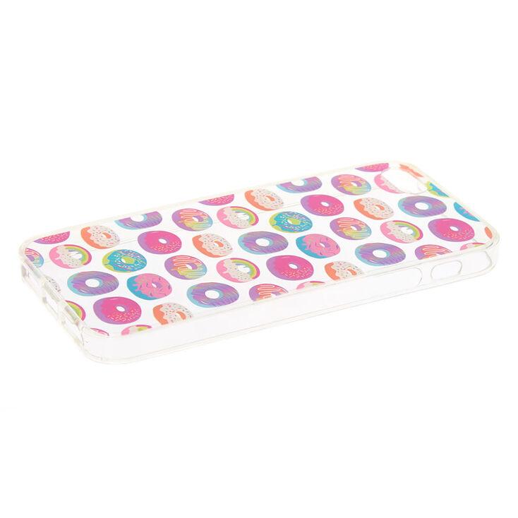 Rainbow Donut Phone Case - Fits iPhone 5/5S,