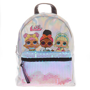 L.O.L Surprise!™ Holographic Small Backpack,