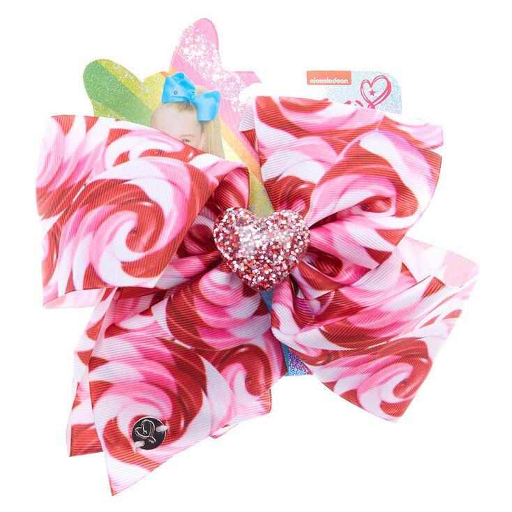 Valentines Day Treats Hair Bow