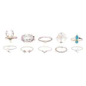 Fashion Rings For Girls Claires Us