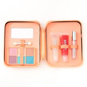 Ice Cream Bling Makeup Set - Orange,