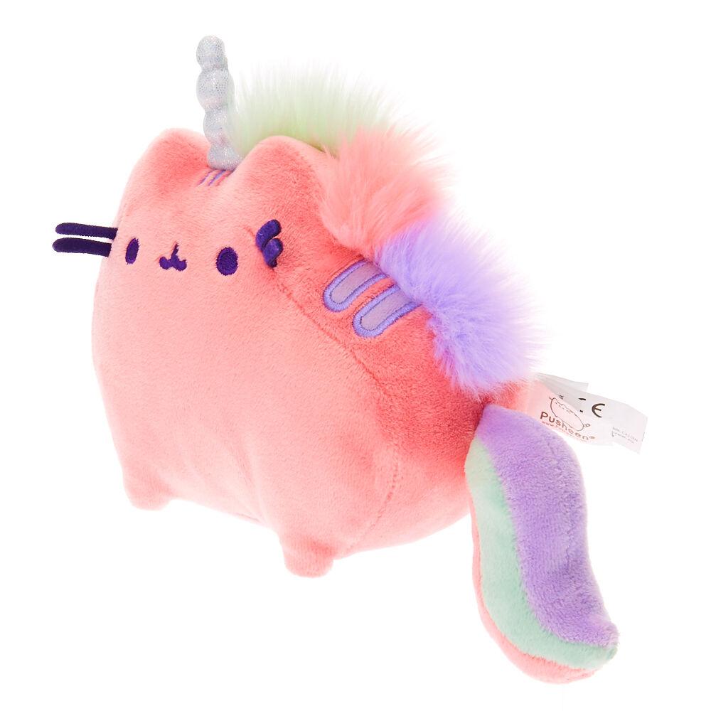 Pusheen® Small Unicorn Sound Effect SoftToy   Pink