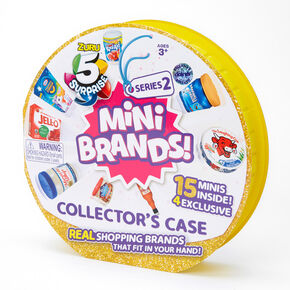 5 Surprises™ Mini Brands! Collector's Case Blind Bag - Series 2,