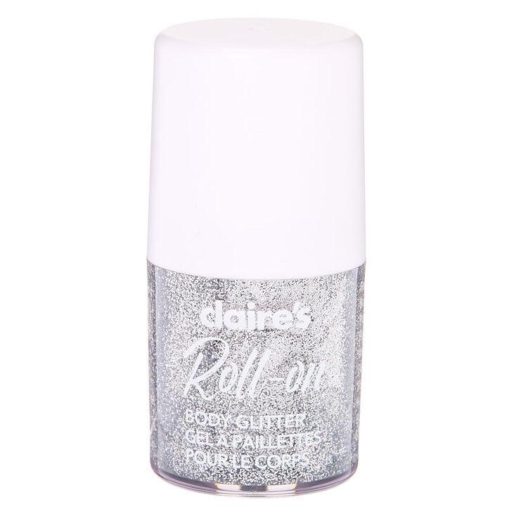Roll On Body Glitter - Silver,