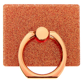 Glitter Ring Stand - Rose Gold,