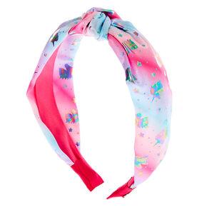 JoJo Siwa™ Unicorn Knotted Headband,