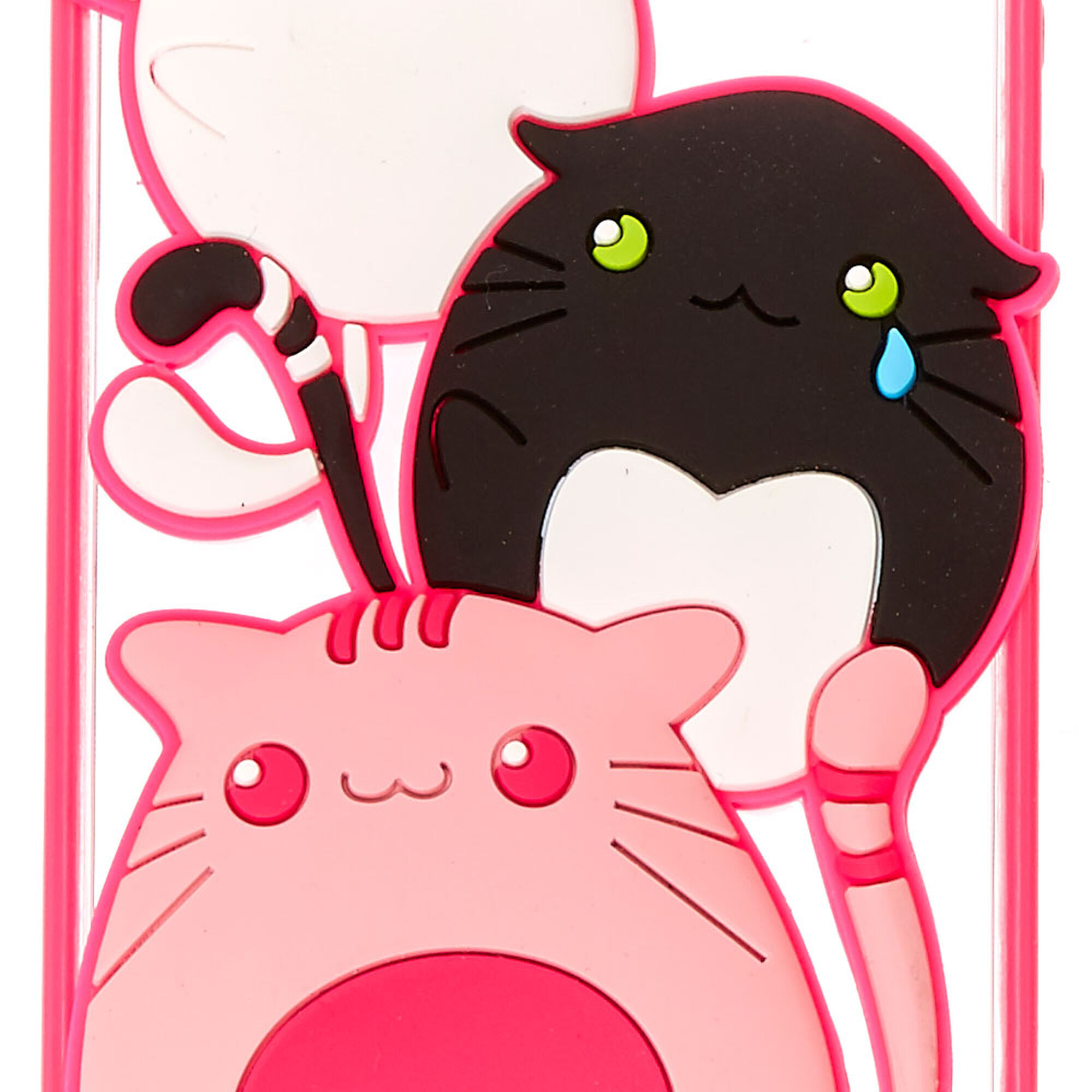 anime cat phone case claire s us