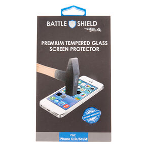 Gabba Goods® Tempered Glass Screen Protector - For iPhone 5/5S/5SE/5C,