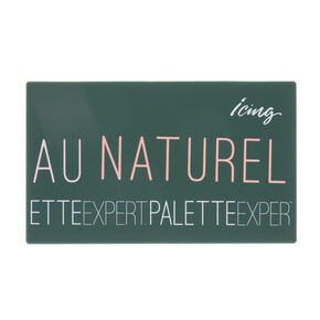 Expert Au Naturel Mini Eyeshadow Palette,