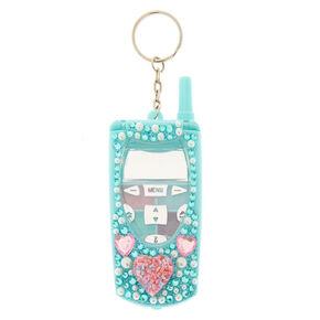 Sprinkles Bling Flip Phone Lip Gloss Set - Mint,