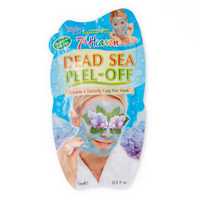 Masque peel-off de la mer Morte,