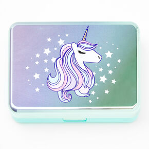 Miss Glitter the Unicorn Makeup Set - Mint,