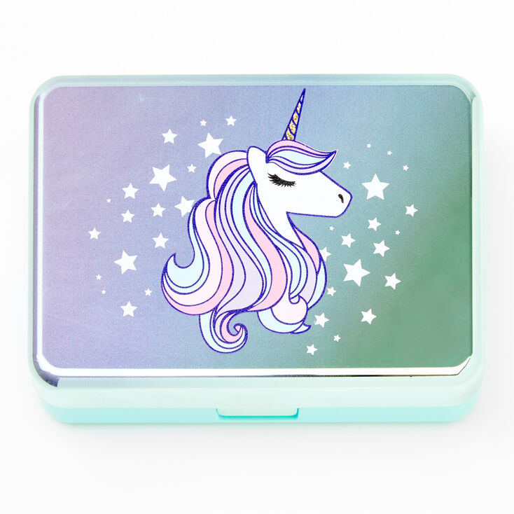 Miss Glitter the Unicorn Makeup Set - Mint,