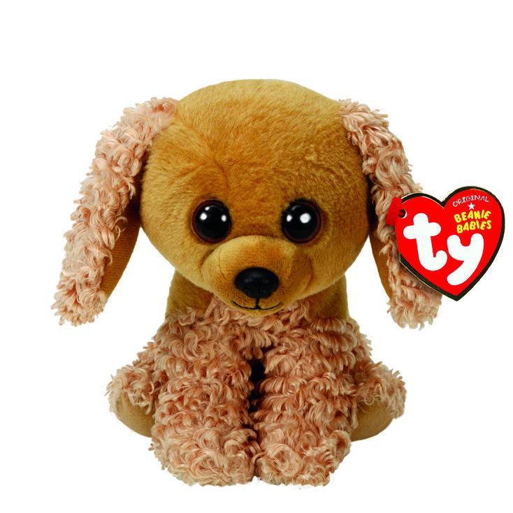 c856a26fc9c TY Beanie Babies Small Sadie the Dog Soft Toy