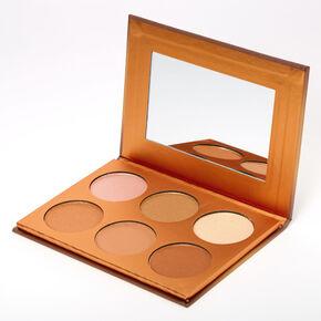 Palette de poudre bronzante «Naturally Bronzed»,