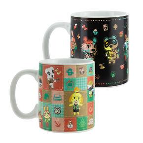 Animal Crossing™ Heat Changing Mug – Black,