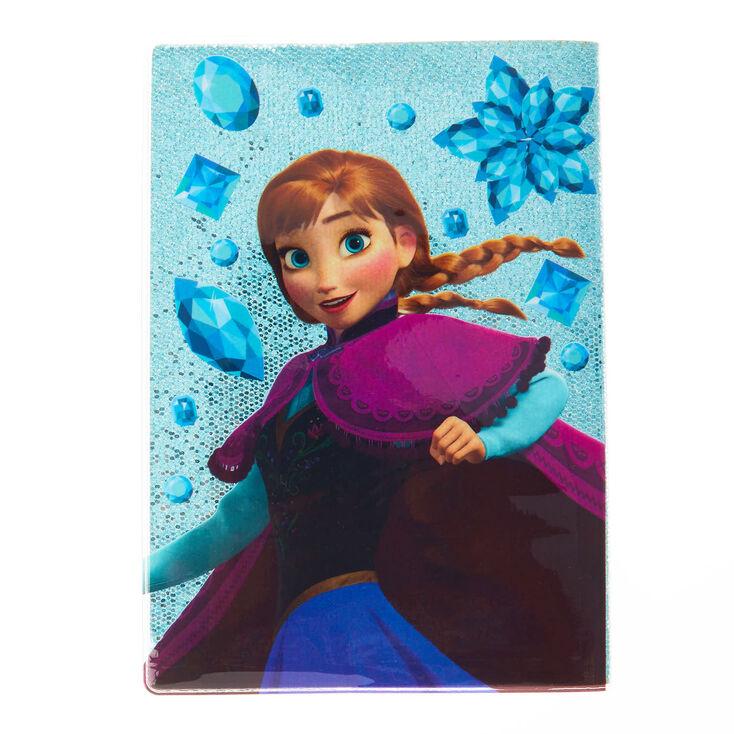 Carnet A5 Elsa et Anna de La Reine des neiges de Disney,