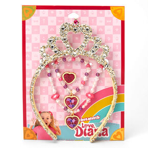 Love, Diana™ Heart Dress Up Set - 4 Pack,