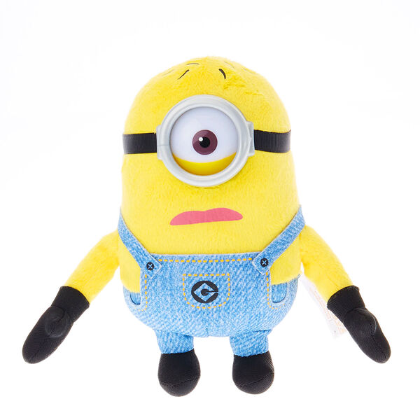 Claire's - despicableme 3 small classic minion lucky dip soft toy - 1