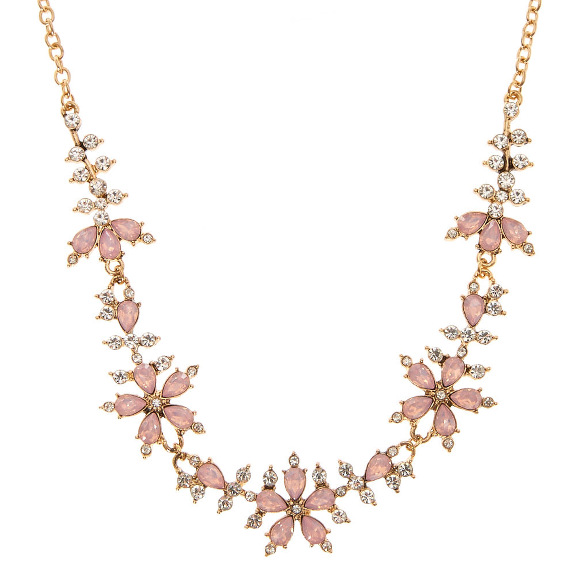 champagne necklace of product statement grande gold the rose products jewellery jewelry crystal bridal images