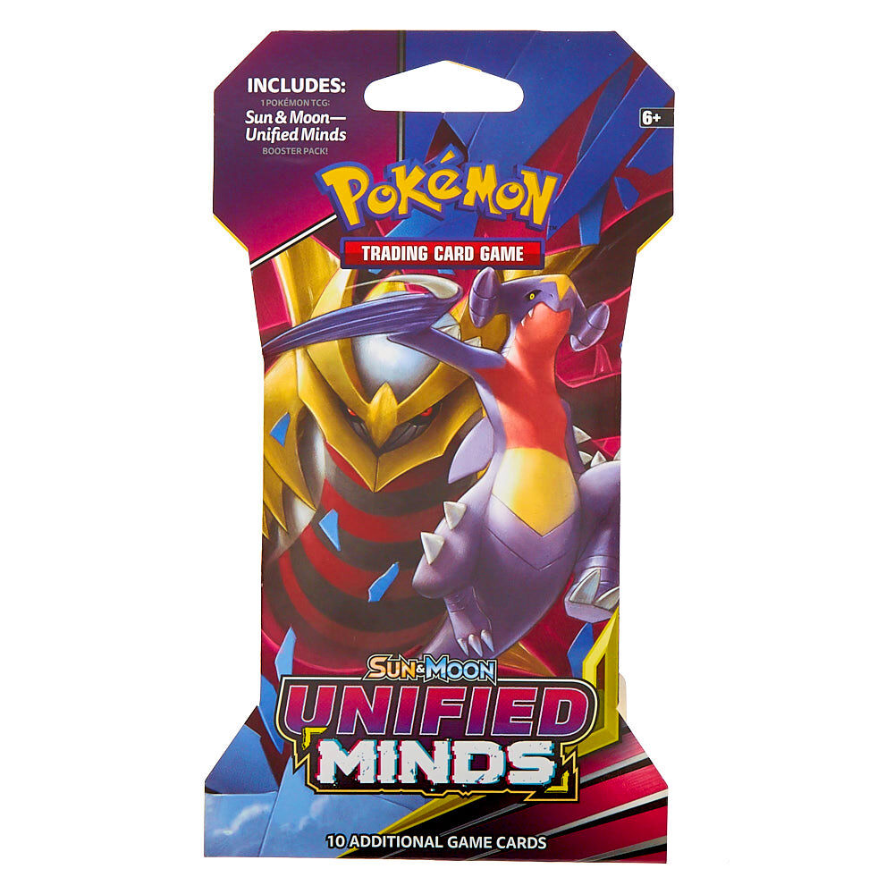 Pokemon - SM Unified Minds Booster Case