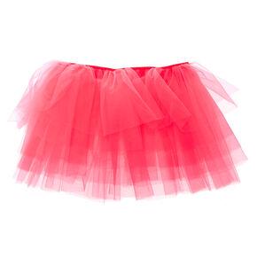Neon Pink Poufy Tutu,